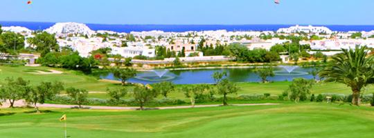 Комплекс El Kantaoui Golf Course