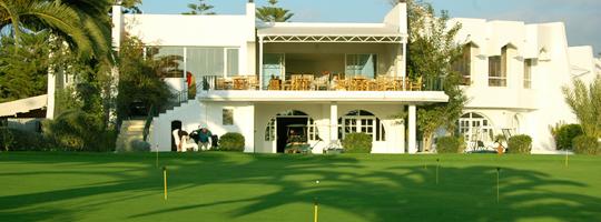Комплекс Golf Yasmine, курортная зона Хаммамет