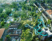 аквапарк индонезия