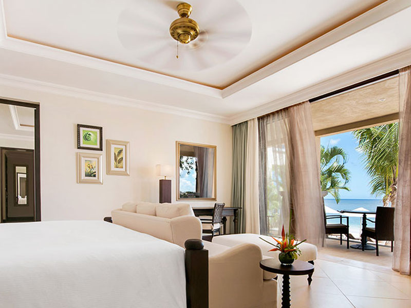Banyan Suite - Beachfront view