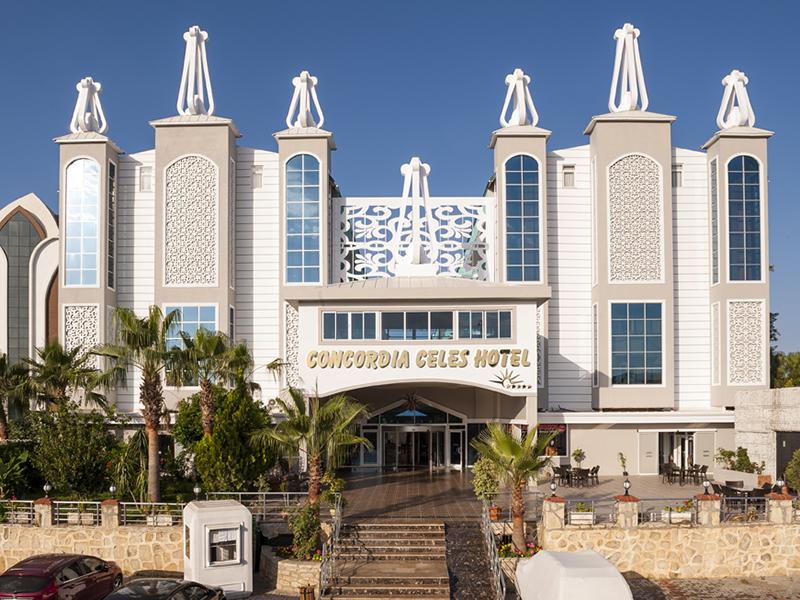 Concordia Celes Hotel ТурцияАлания