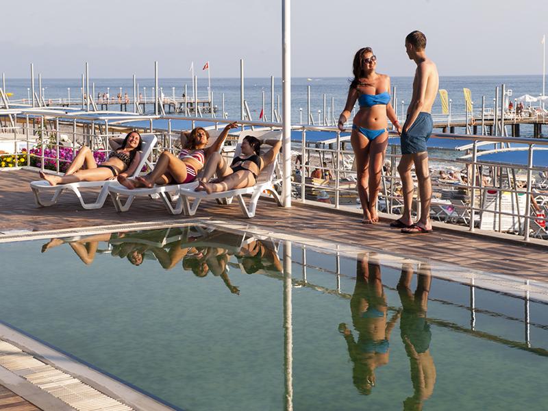 Concordia Celes Hotel ТурцияАлания_9