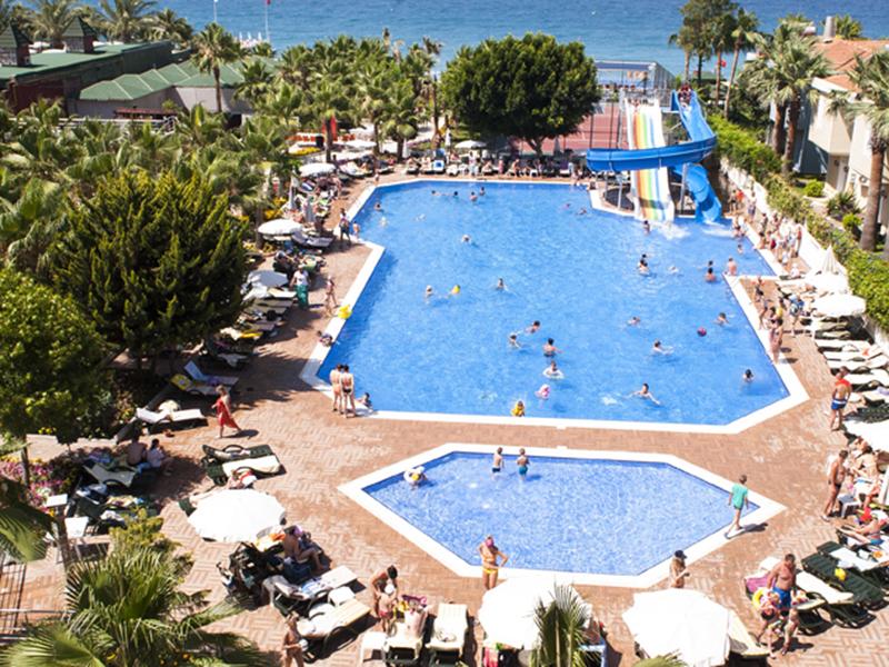 Concordia Celes Hotel ТурцияАлания_6