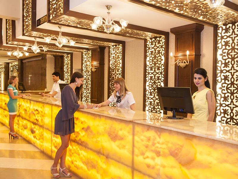 Concordia Celes Hotel ТурцияАлания_1