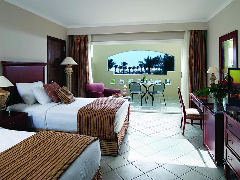 Отель coral sea waterworld египет