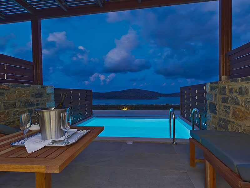 Deluxe Sea View Private Pool6