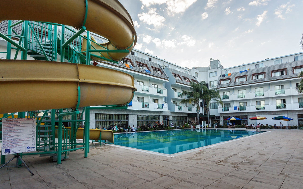 Armir Resort (Ex. Millennium Kemer) ТурцияКемер_3