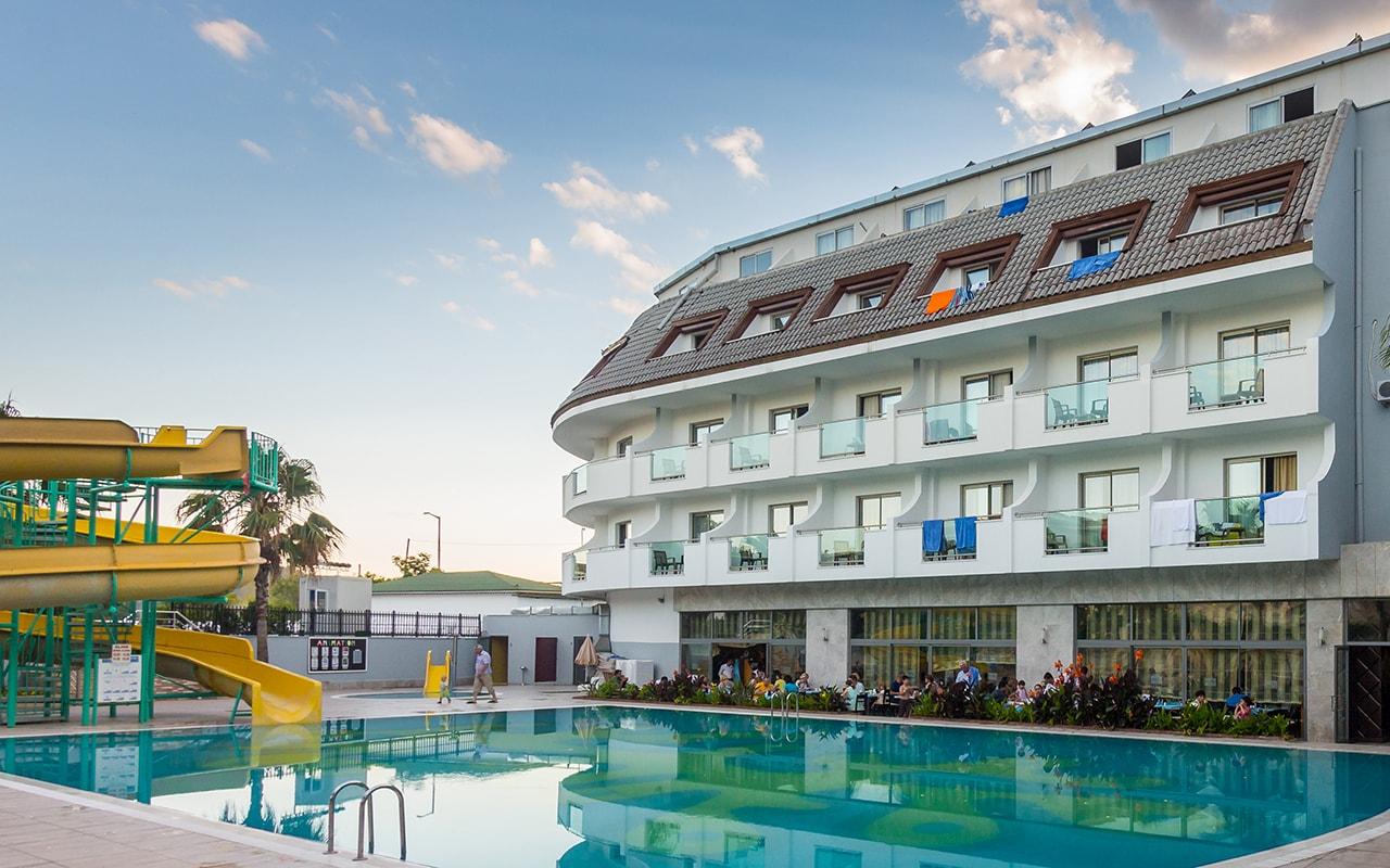 Armir Resort (Ex. Millennium Kemer) ТурцияКемер_1