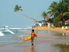 Сёрфинг Шри Ланка (3)