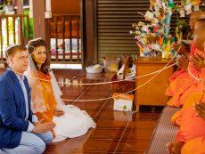 Таиланд свадьба в храме (2)