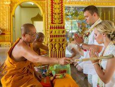 Таиланд свадьба в храме (6)