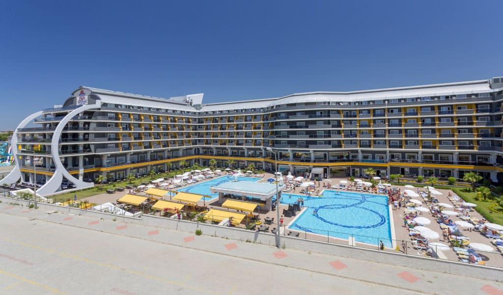 Senza The Inn Resort & Spa ТурцияТурклер