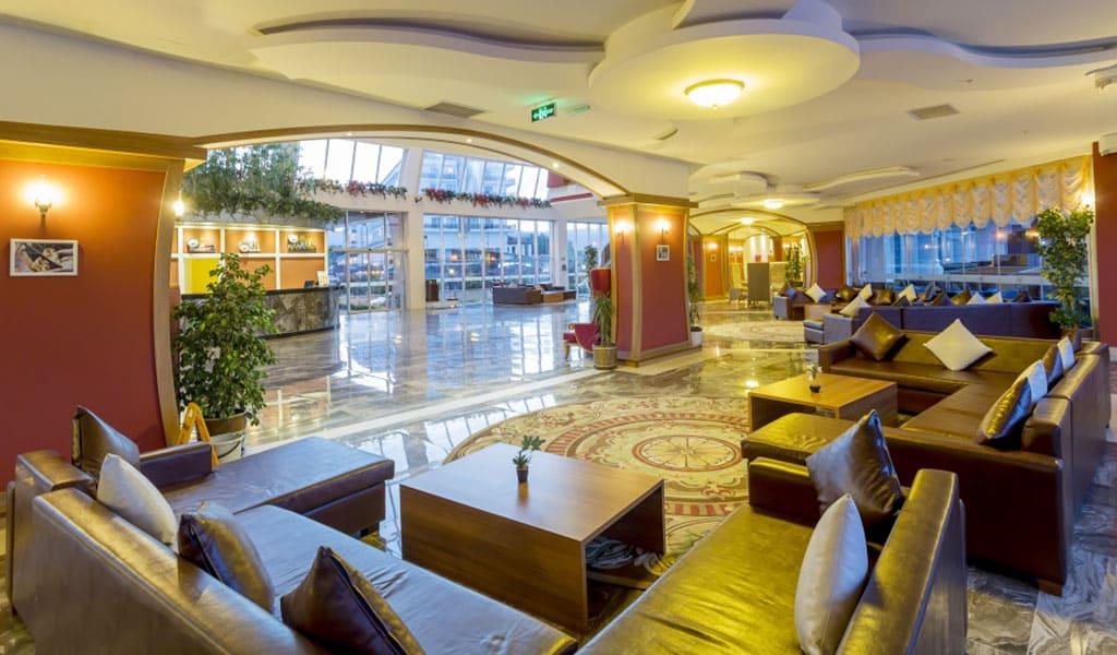 Senza The Inn Resort & Spa ТурцияТурклер_9