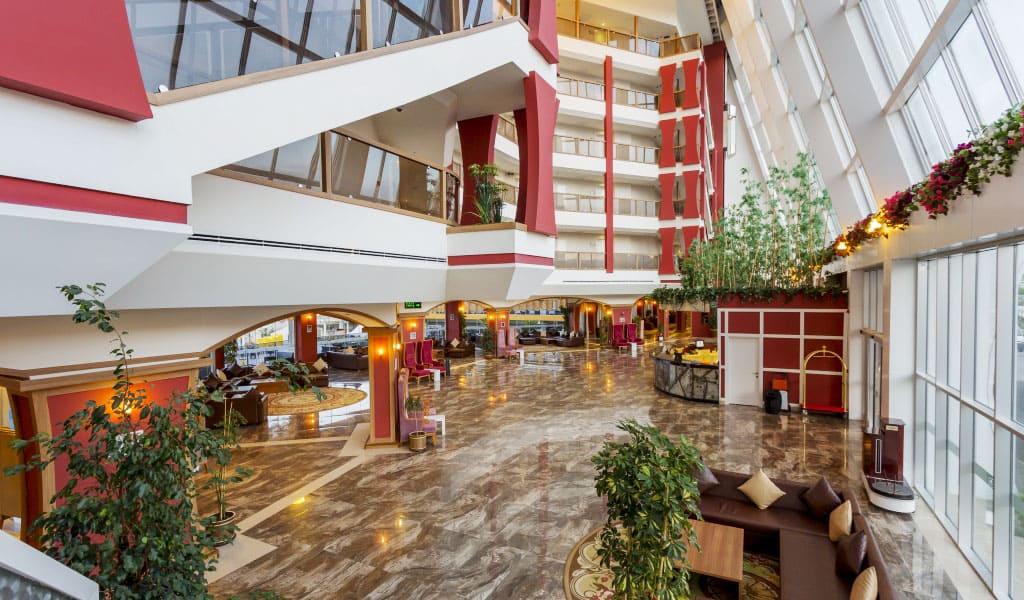 Senza The Inn Resort & Spa ТурцияТурклер_11