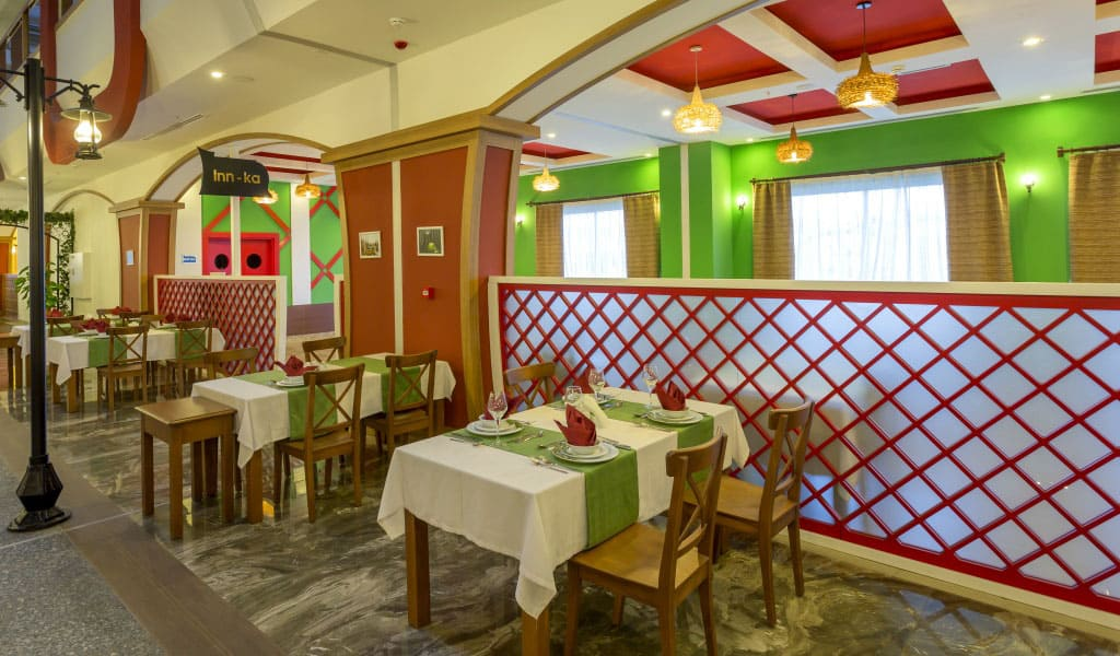 Senza The Inn Resort & Spa ТурцияТурклер_14