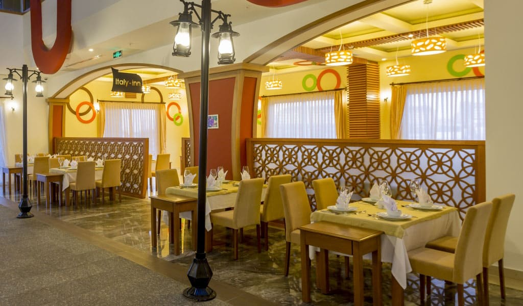 Senza The Inn Resort & Spa ТурцияТурклер_16
