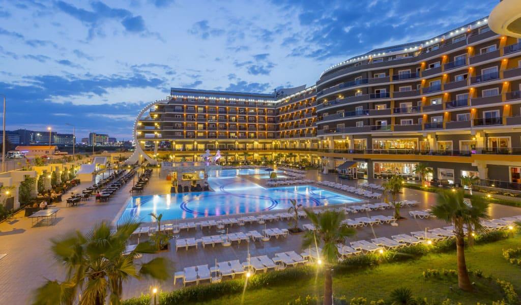 Senza The Inn Resort & Spa ТурцияТурклер_2