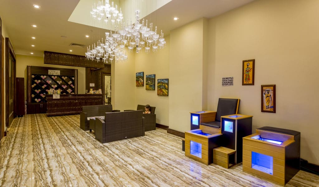 Senza The Inn Resort & Spa ТурцияТурклер_28