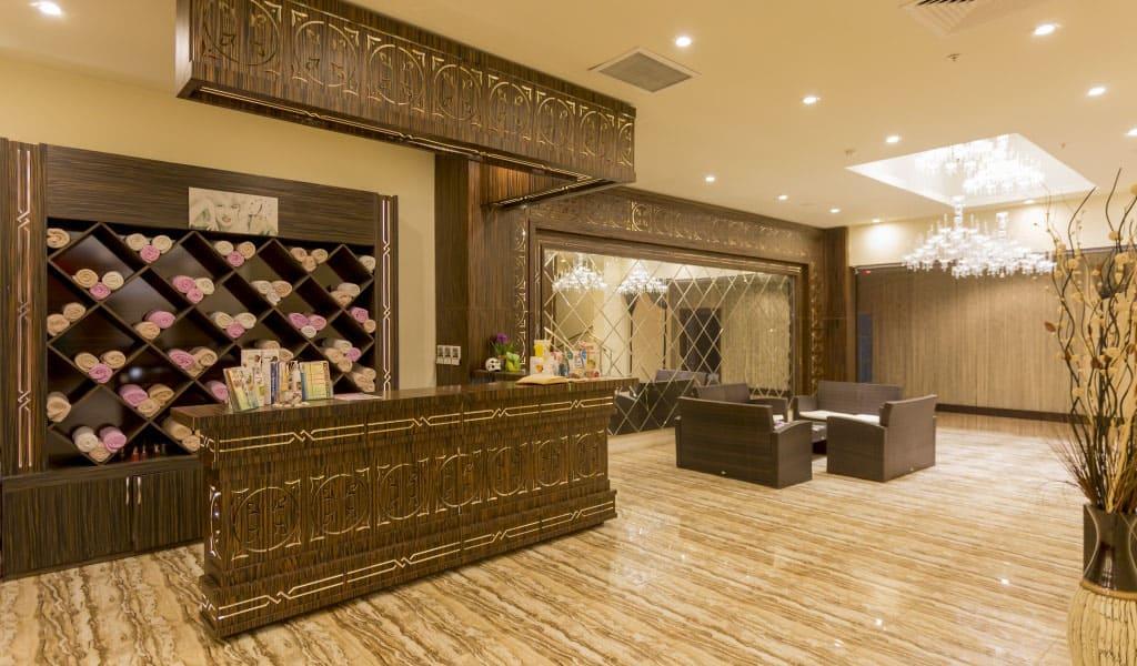 Senza The Inn Resort & Spa ТурцияТурклер_29