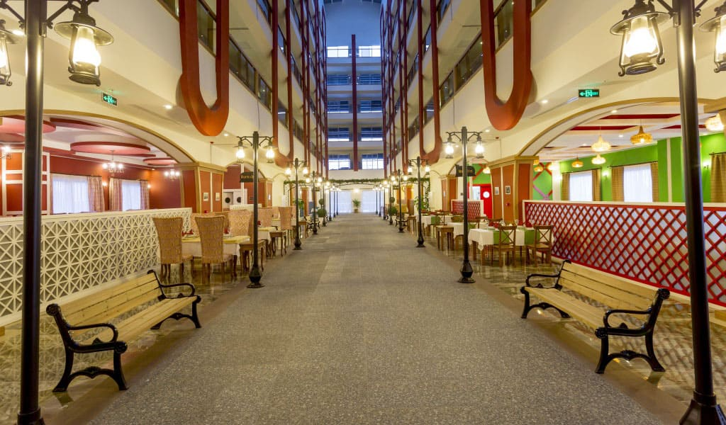 Senza The Inn Resort & Spa ТурцияТурклер_31