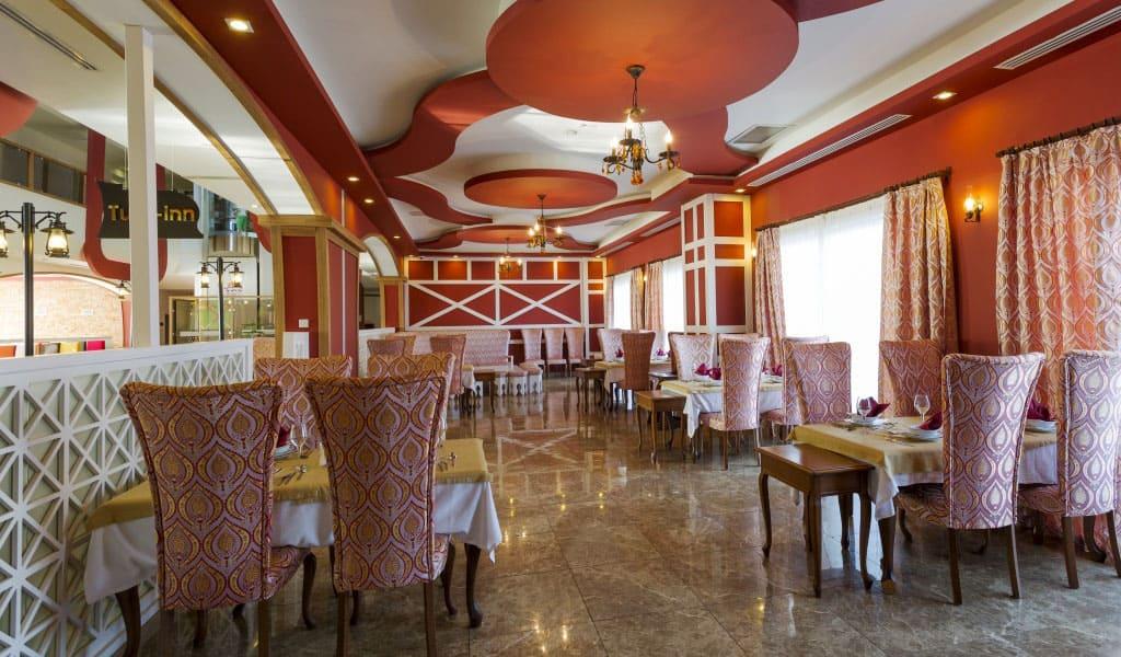 Senza The Inn Resort & Spa ТурцияТурклер_33