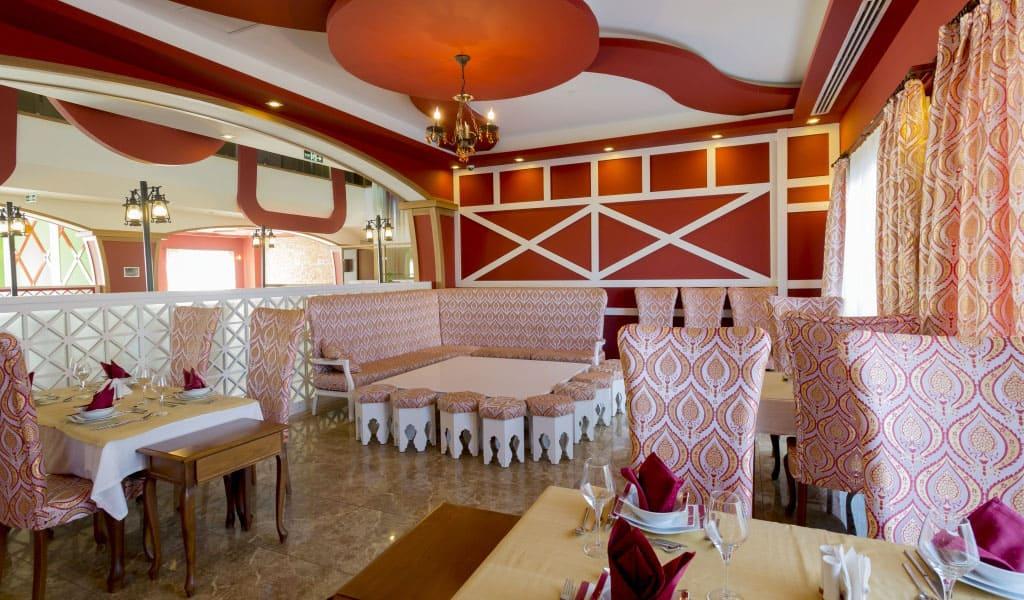 Senza The Inn Resort & Spa ТурцияТурклер_34