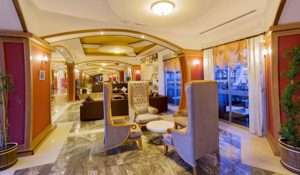 Senza The Inn Resort & Spa ТурцияТурклер_35