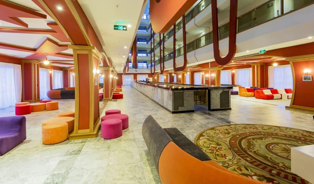 Senza The Inn Resort & Spa ТурцияТурклер_36