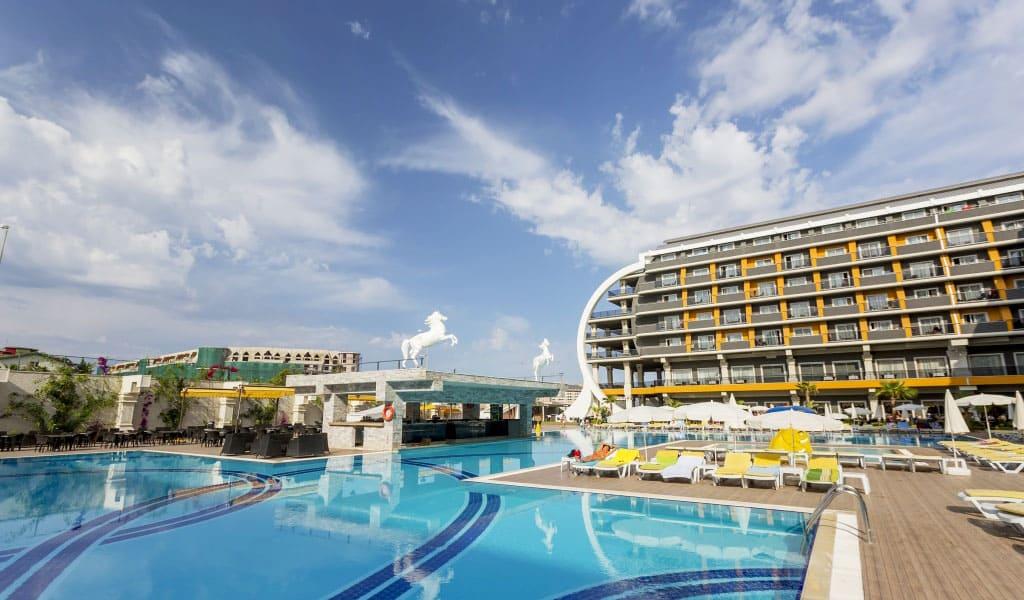 Senza The Inn Resort & Spa ТурцияТурклер_38