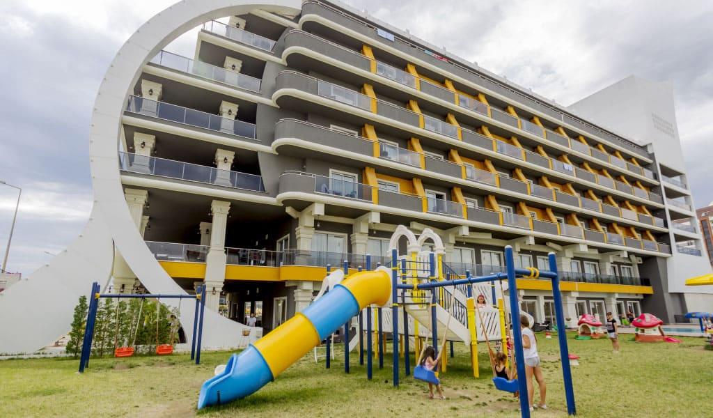 Senza The Inn Resort & Spa ТурцияТурклер_39