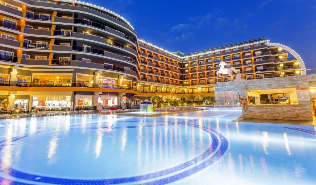 Senza The Inn Resort & Spa ТурцияТурклер_41