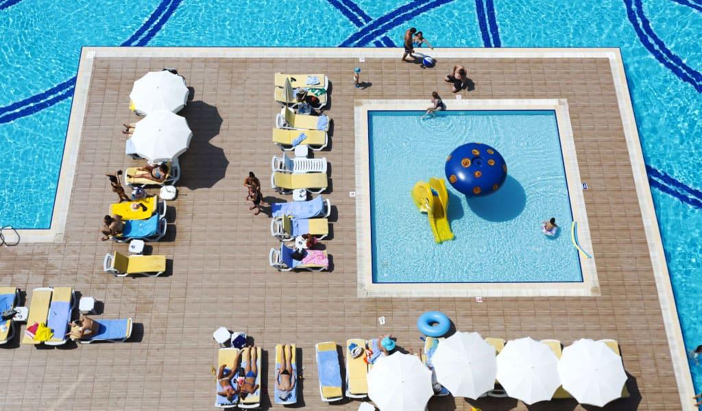Senza The Inn Resort & Spa ТурцияТурклер_44