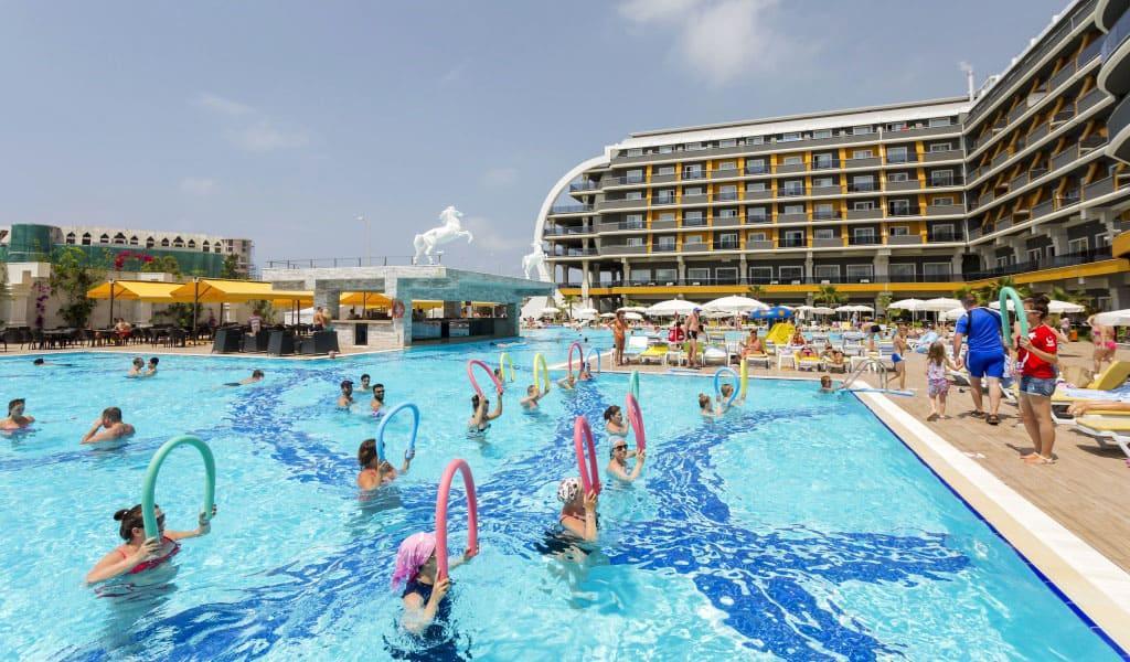 Senza The Inn Resort & Spa ТурцияТурклер_45