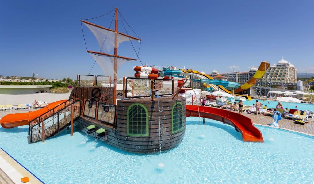 Senza The Inn Resort & Spa ТурцияТурклер_46