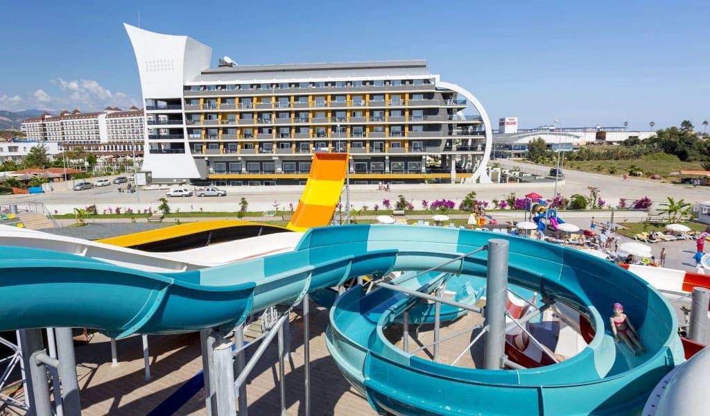Senza The Inn Resort & Spa ТурцияТурклер_4