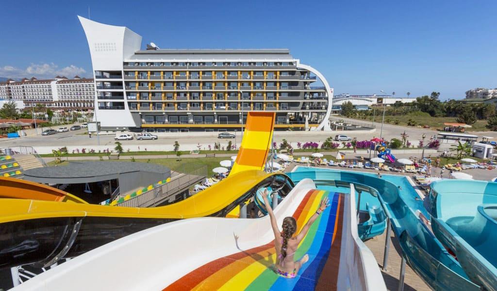 Senza The Inn Resort & Spa ТурцияТурклер_5