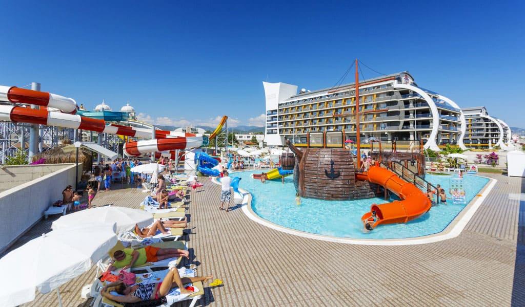 Senza The Inn Resort & Spa ТурцияТурклер_6
