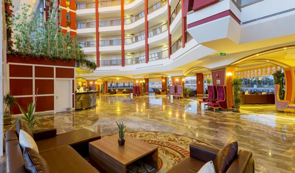 Senza The Inn Resort & Spa ТурцияТурклер_8
