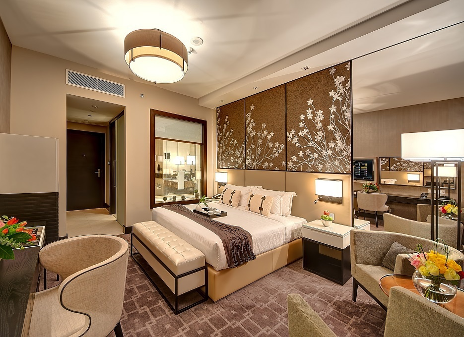 Superior room with separate beds