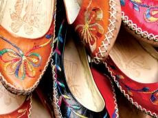 египет-тапочки-одежда