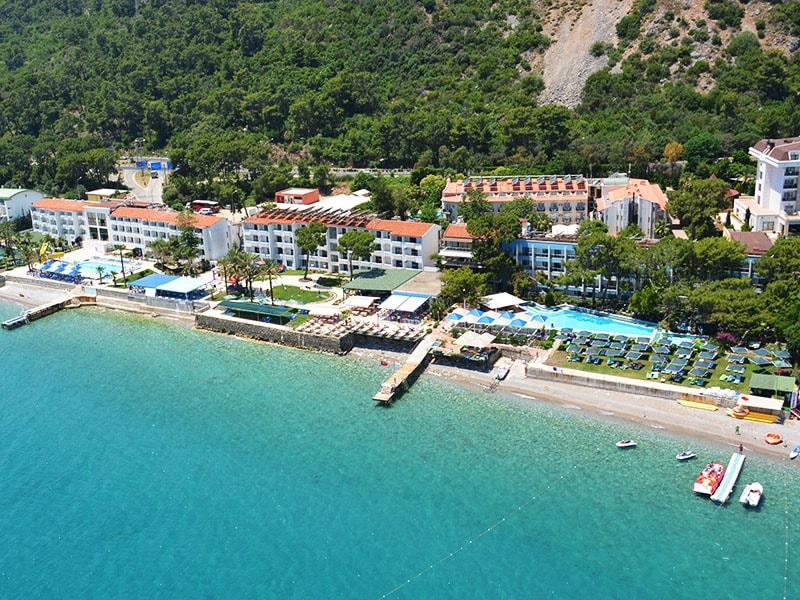 Club Hotel Rama ТурцияБельдиби