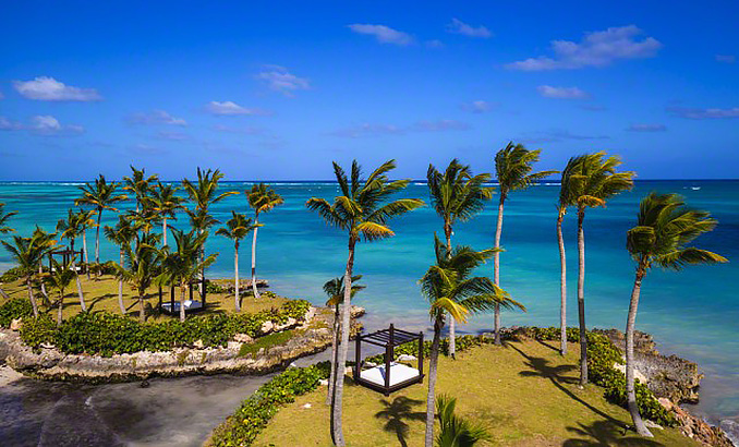 Dominican Republic, Punta Cana, Cap Cana, Sanctuary Cap Cana Resort and Spa