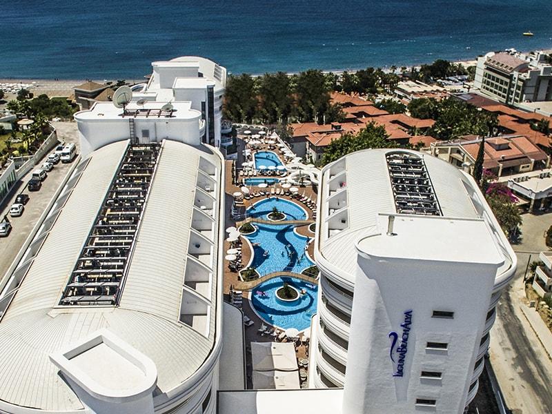 Laguna Beach Alya Resort & Spa ТурцияАлания_4