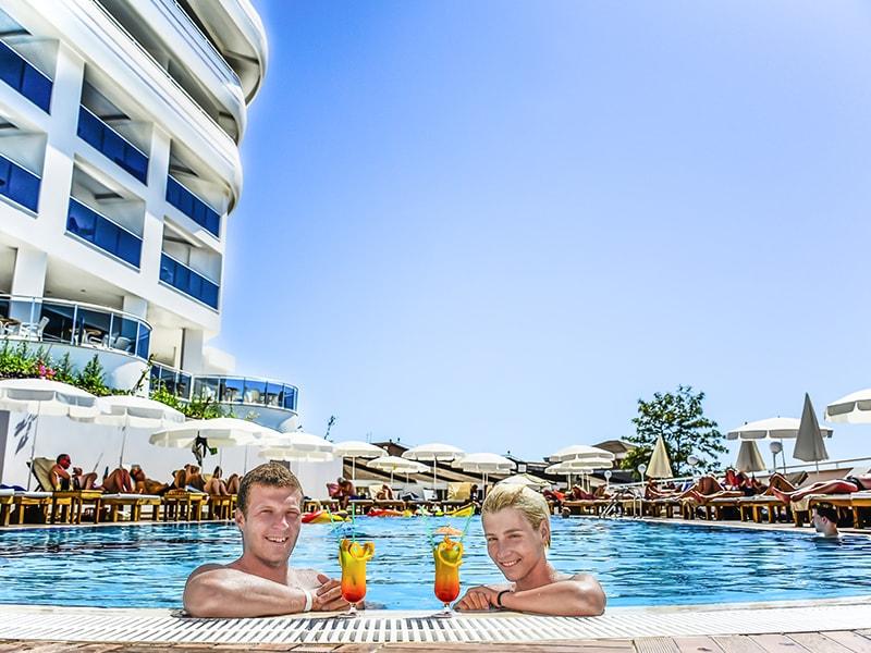 Laguna Beach Alya Resort & Spa ТурцияАлания_11