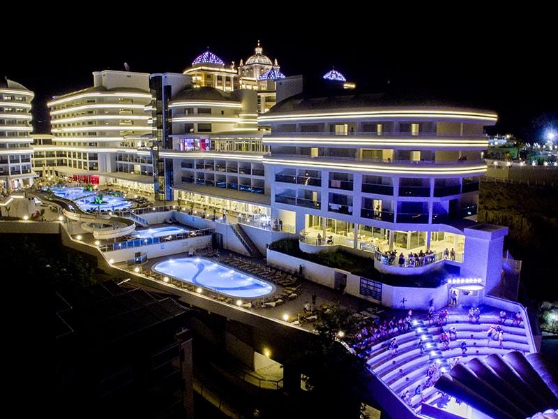 Laguna Beach Alya Resort & Spa ТурцияАлания_9