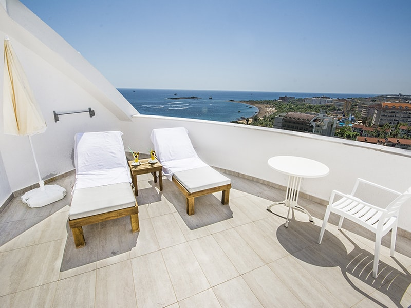 Laguna Beach Alya Resort & Spa ТурцияАлания_37
