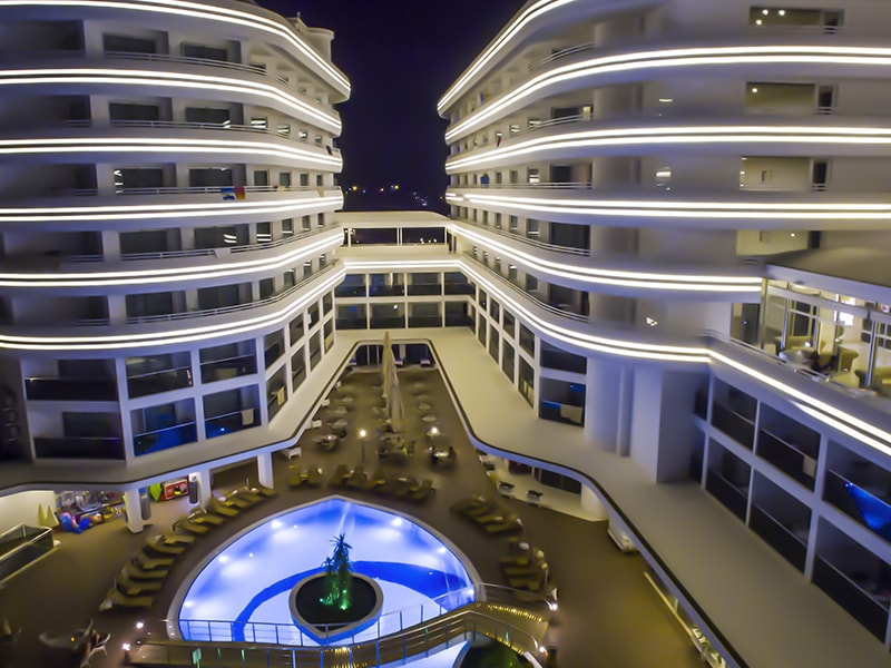 Laguna Beach Alya Resort & Spa ТурцияАлания_3