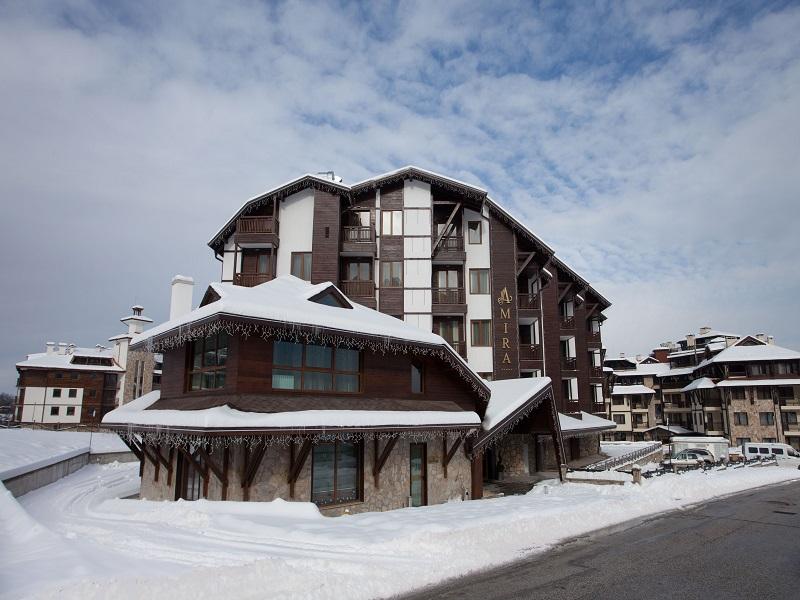 Лыжный тур в Болгарию на горнолыжный курорт в Банско