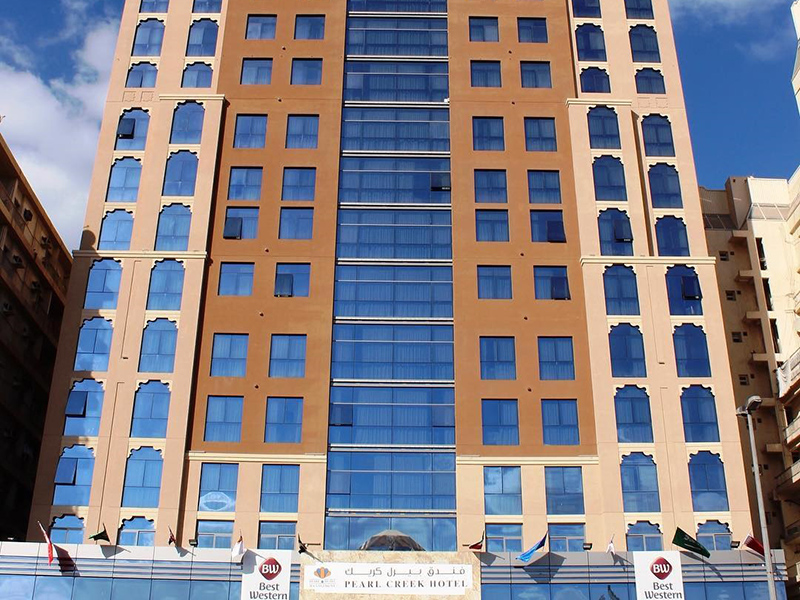 Best Western Plus Creek Hotel Dubai