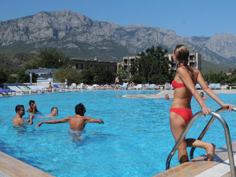 Adalin Resort Hotel ТурцияКемер_5